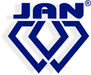 Logotipo Felpudos JAN